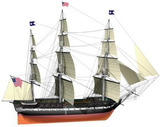 Billing Boats USS Constitution 1/100 Model Kit