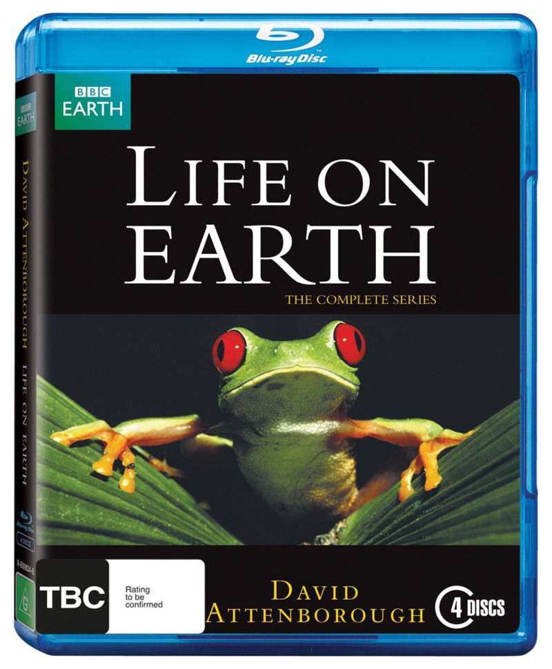 Life on Earth - The Complete Series on Blu-ray image