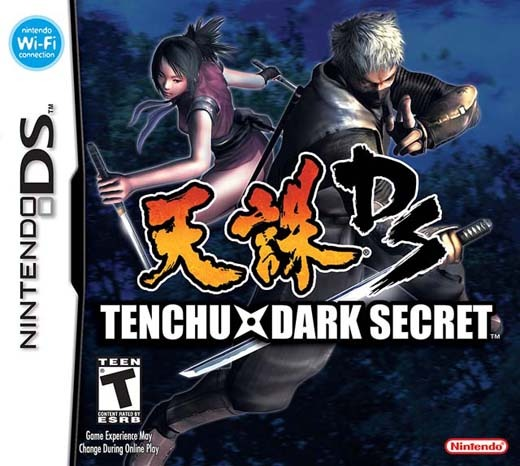 Tenchu: Dark Secret for Nintendo DS
