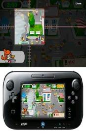 Game and Wario for Nintendo Wii U Screenshot
