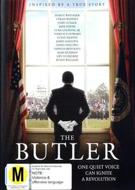 The Butler on DVD