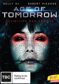 Age Of Tomorrow on DVD