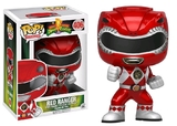 Power Rangers - Red Ranger (Metallic) Pop! Vinyl Figure