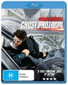 Mission Impossible 4 - Ghost Protocol on DVD, Blu-ray