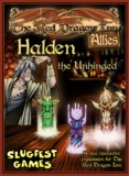 Red Dragon Inn: Halden the Unhinged - Expansion