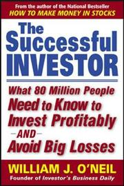 The Successful Investor by William J O'Neil