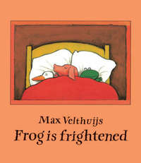 Frog is Frightened by Max Velthuijs image