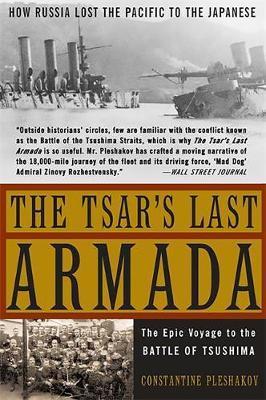 The Tsar's Last Armada by Constantine Pleshakov image
