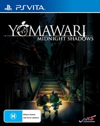 Yomawari: Midnight Shadows for PlayStation Vita