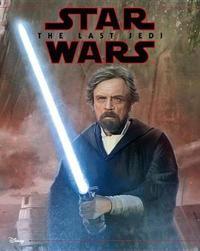 Star Wars: The Last Jedi Movie Storybook by Elizabeth Schaefer