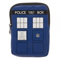 Dr Who: Tardis - Juniors Coin Pouch