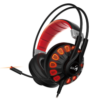 Genius GX Gaming 7.1 Channel Virtual Surround Gaming Headset for PC