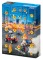 Playmobil: Advent Calendar - Fire Rescue (9486)