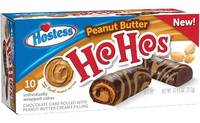 Hostess: Ho Ho's Peanut Butter Cakes - 10 Pack