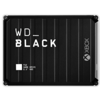 5TB WD_Black P10 Game Drive for Xbox One & PC for