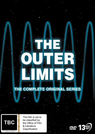 The Outer Limits - The Complete Original Series (Collector's Edition) on DVD image