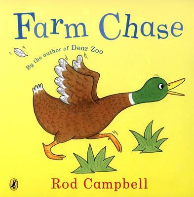 Farm Chase by Rod Campbell image