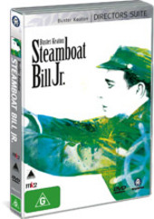 Buster Keaton - Steamboat Bill Jr. on DVD