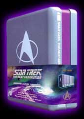 Star Trek - Next Generation Season 5 Box Set on DVD