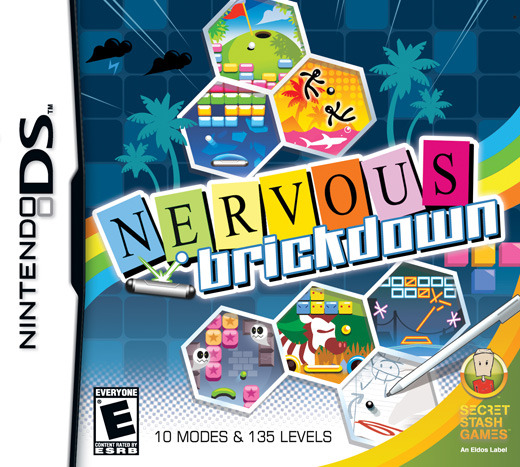 Nervous Brickdown for Nintendo DS