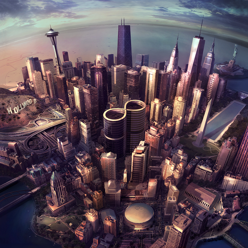 Sonic Highways by Foo Fighters image
