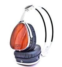 LSTN Troubadours Headphones - Cherry Wood