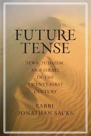 Future Tense by Jonathan Sacks image