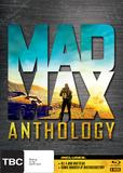 Mad Max Anthology Box Set on Blu-ray