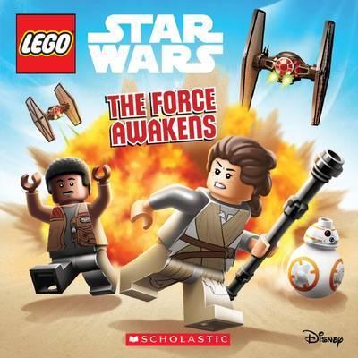 LEGO Star Wars: #5 Force Awakens (Episode VII) 8x8 by Elizabeth Schaefer