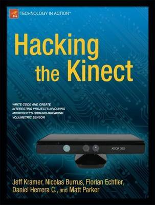 Hacking the Kinect by Jeff Kramer