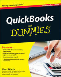 Quickbooks For Dummies by Veechi Curtis