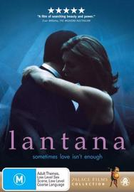 Lantana on DVD