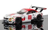 Scalextric: DPR BMW Z4 GT3, AMD Tuning #7 - Slot Car