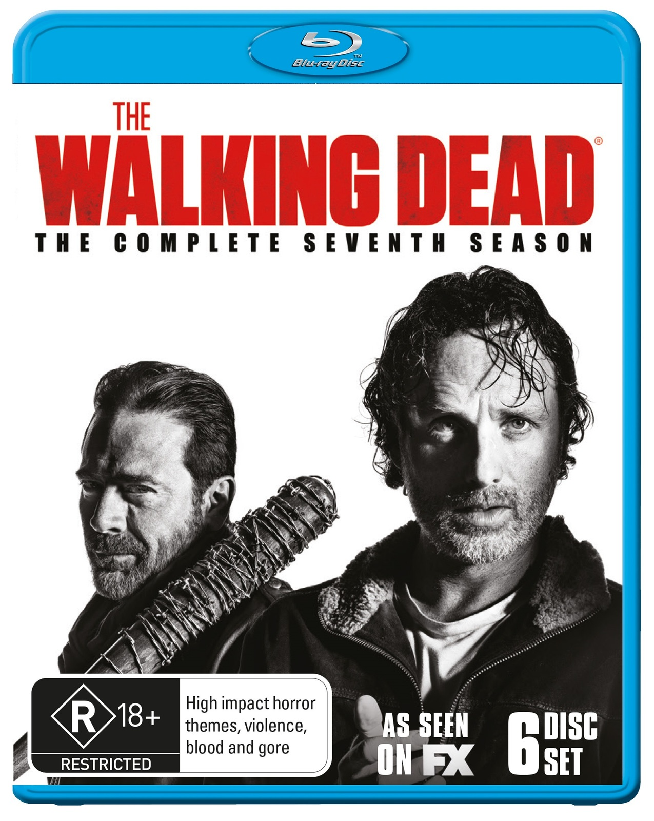 The Walking Dead - The Complete Seventh Season on Blu-ray image