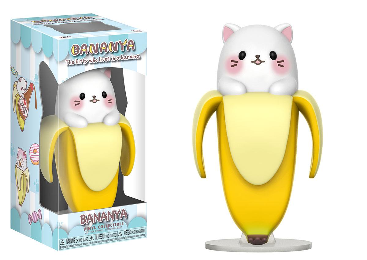 Bananya - Bananya Vinyl Figure image