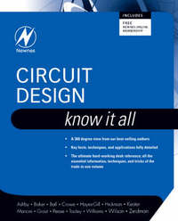 Circuit Design: Know It All by Darren Ashby image