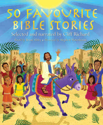 50 Favourite Bible Stories by Brian Sibley image