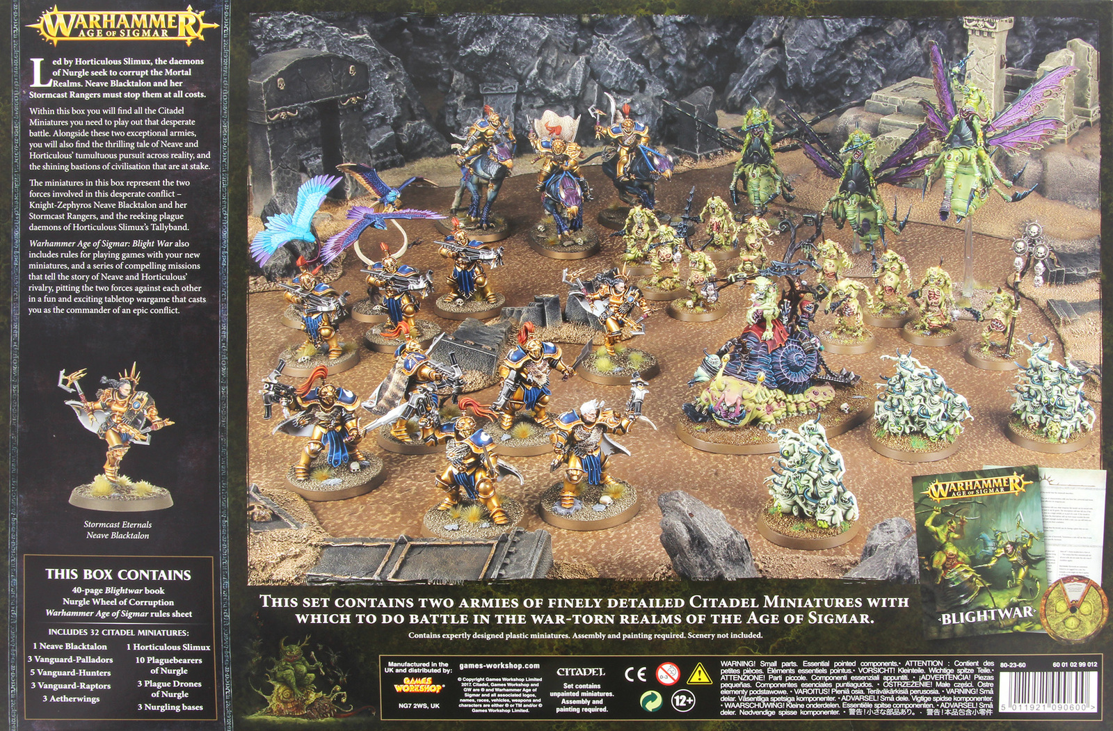 Warhammer Age Of Sigmar Blightwar At Mighty Ape Nz