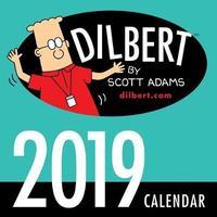 Dilbert 2019 Mini Wall Calendar by Scott Adams
