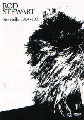 Rod Stewart - The Storyteller 1984-1991 on DVD