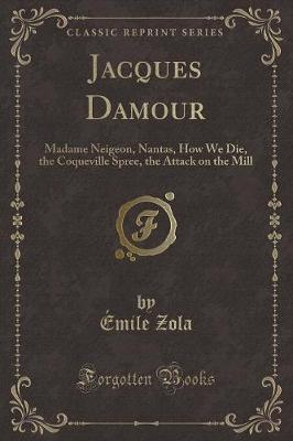 Jacques Damour by Emile Zola image