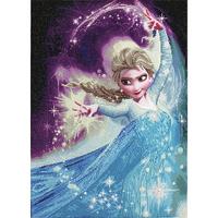 Diamond Dotz: Disney Facet Art Kit - Elsa Magic (58 x 80 cm)