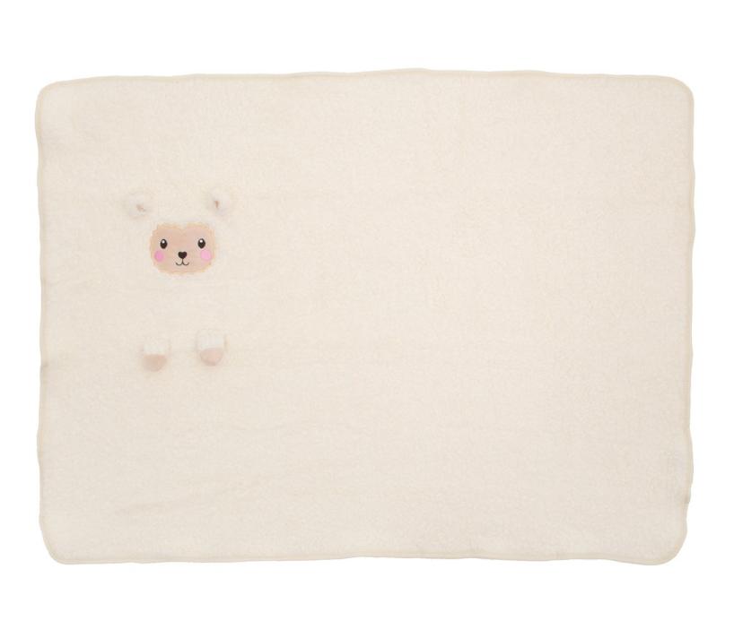 Sass & Belle: Little Llama Soft Fleece Baby Blanket image