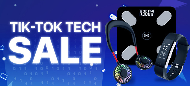 Tik Tok Tech Sale! - Ends Friday Night