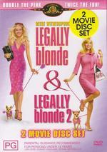 Legally Blonde Double Pack on DVD