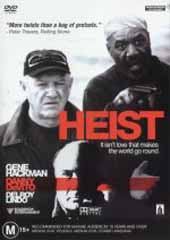The Heist on DVD