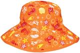 Baby Banz Reversible Sunhat (Tidal Orange)