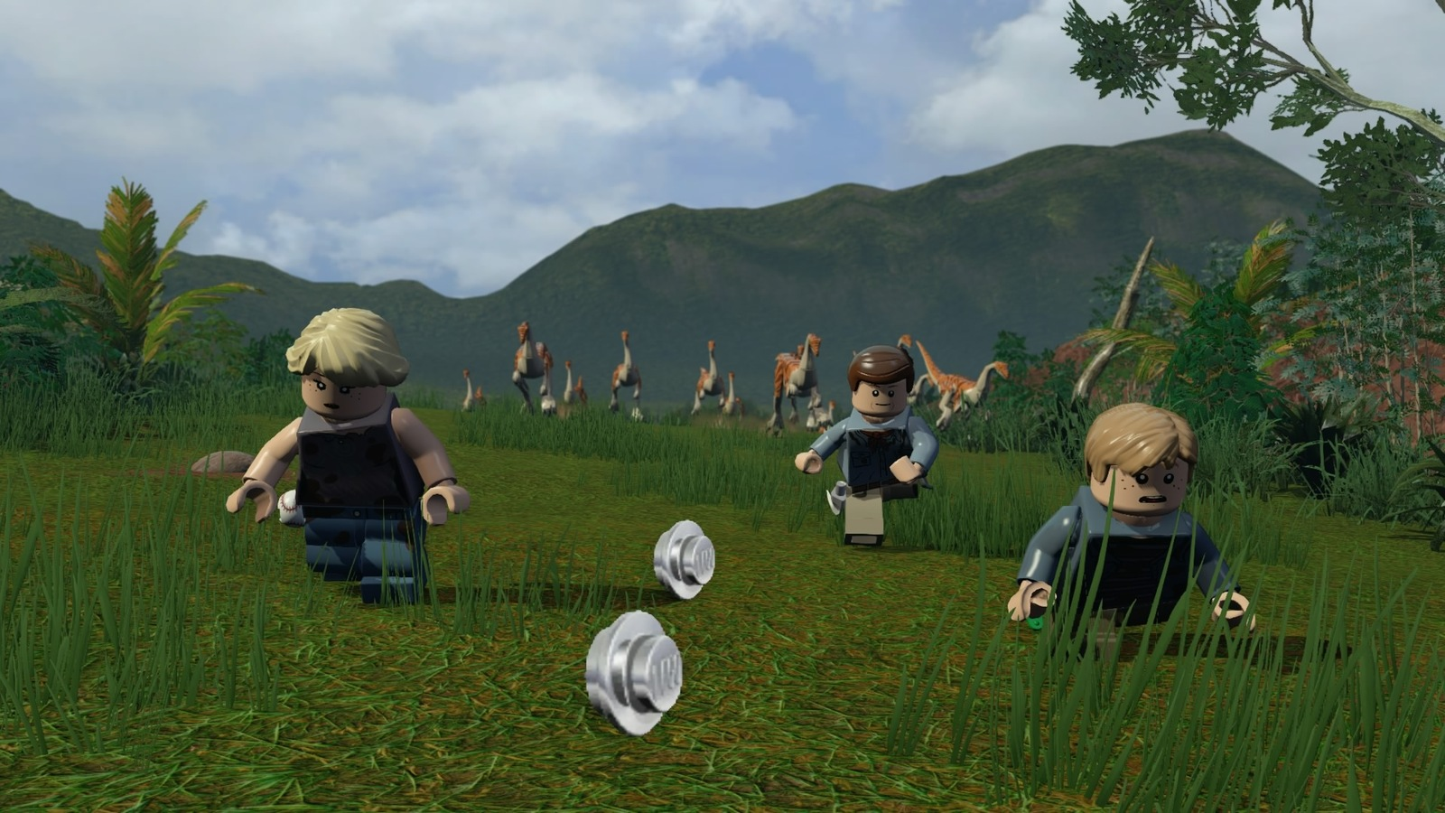 LEGO Jurassic World for PS3 image