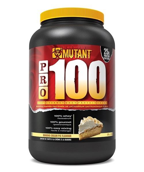 Mutant Pro 100 - Banana Cream Pie 2lb