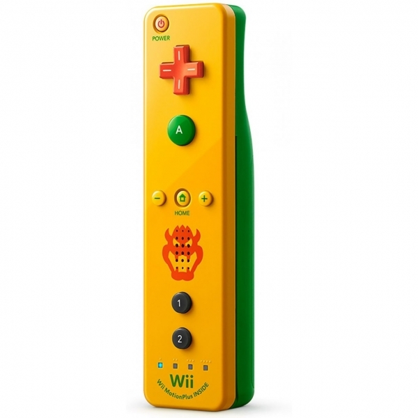 Nintendo Wii U Remote Plus - Koopa Edition (Bowser) for Nintendo Wii U image